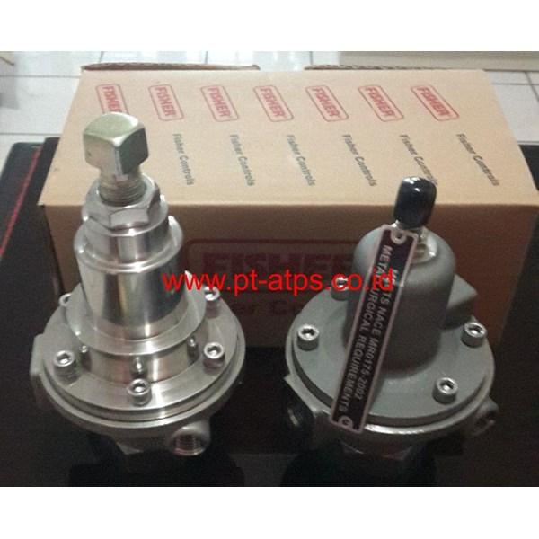 REGULATOR GAS LPG FISHER REGULATOR 1301G Series