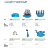 EMERGENCY VENT COVER
