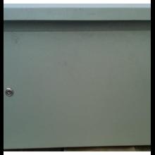 Box Panel PJU Solar Cell Single Batt