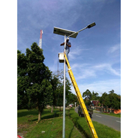 Panel Tenaga Surya / Solar Panel Paket solar cell 30 watt 1