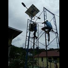 Panel Tenaga Surya / Solar Panel 40 watt