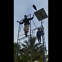 Panel Tenaga Surya / Solar Panel