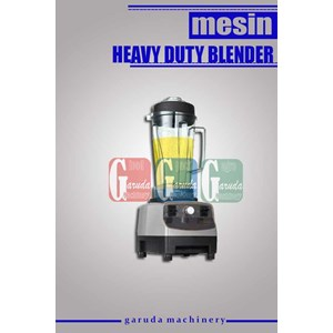 Alat Alat Mesin ( Heavy Duty Blender )