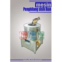 Jual Mesin Pengolah Ikan (Penghilang Sisik Ikan)