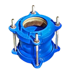 Coupling For HDPE With Grip 1