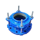 Flange Adaptor For HDPE With Grip 1