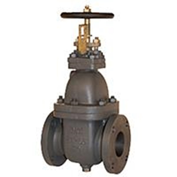 Marine Gate Valve Cast Iron 10K F7364