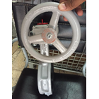 Butterfly Valve TOMOE 700G Wafer Type 5
