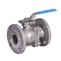 Ball Valve 2PC Body Stainless Steel