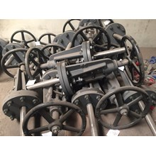 Deck Stand Valve For Marine Industrial Valve