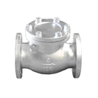 Swing Check Valve Cast Iron JIS 10K 1
