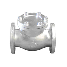 Swing Check Valve Cast Iron JIS 10K
