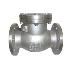Swing Check Valve SUS 304 JIS 10K
