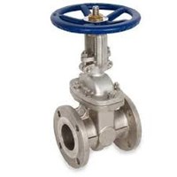 Gate Valve Stainless Steel Flange