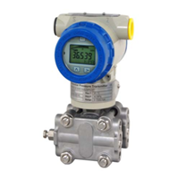 Smart Transmitter for Differential Pressure Flowmeter