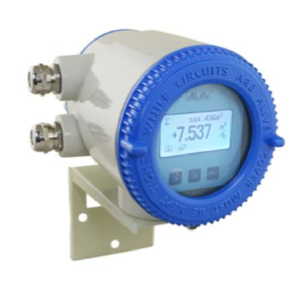 Converter For Electromagnetic Flowmeter Model AMC3200 Series