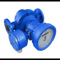 Positive Displacement Flowmeter - Oval Gear
