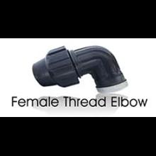 Female Thread Elbow
