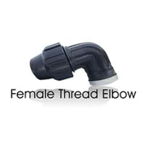 Female Thread Elbow