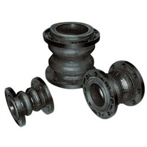 Flexible Rubber Joint (Twin Sphere)