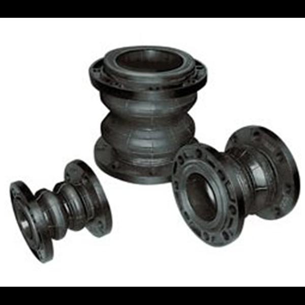 Flexible Rubber Joint (Twin Sphere)