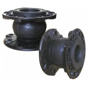 Flexible Rubber Joint (Single Sphere)