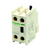 Kontaktor Schneider Auxiliary Contact for Contactor Tesys D 2 NO