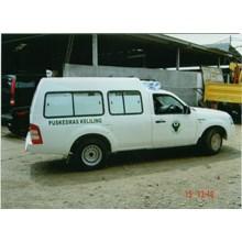 Bak Mobil Ambulan