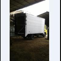 Jual Karoseri Box Aluminium 8