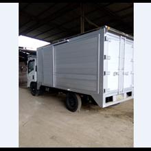 Karoseri Box Aluminium 6