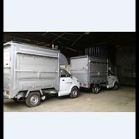 Karoseri Box Aluminium Mobil Pick Up