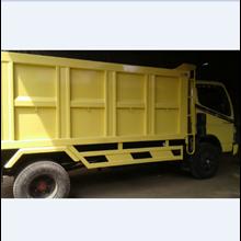 Perakiran Karoseri Dump Truck