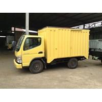 Karoseri Mobil Box Material Besi