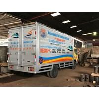 Karoseri Box Mobil Bahan Aluminium