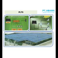 Instalasi Pembangkit Listrik Tenaga Surya (PLTS) By Abama