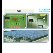 Instalasi Pembangkit Listrik Tenaga Surya (PLTS)