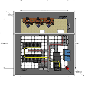 Design And Implementation Data Center By PT. Abama