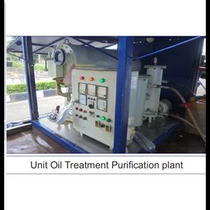 Oil Treatment Purification By PT Promindo Utama Wisesa