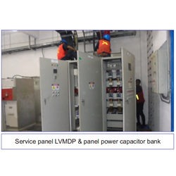 Panel Power Capacitor Bank