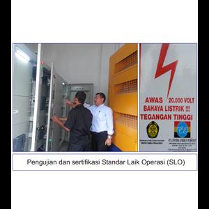 Pengujian Standar Laik Operasi (SLO) By Promindo Utama Wisesa
