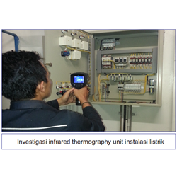 Investigasi Infrared Thermography