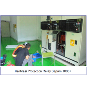 Kalibrasi Protection Relay By PT Promindo Utama Wisesa