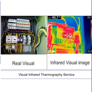 Infrared Visual Image Thermography By Promindo Utama Wisesa