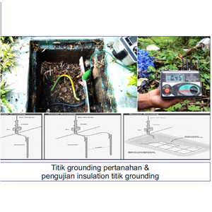 Jasa Pengujian Insulation Titik Grounding By Promindo Utama Wisesa
