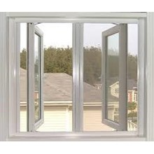 Casement window Aluminium