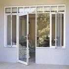 Kusen Pintu Aluminium 1