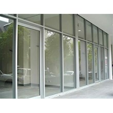 Aluminum frame Partition