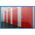 Cubicle partitions Glass System 1