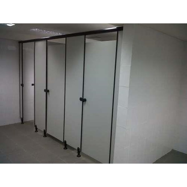 Partisi PVC Untuk Toilet