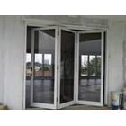 Pasang Pintu Lipat dan  Jendela Aluminium  1